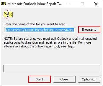 Repair Crashed Outlook — Fix Corrupted PST & OST Files